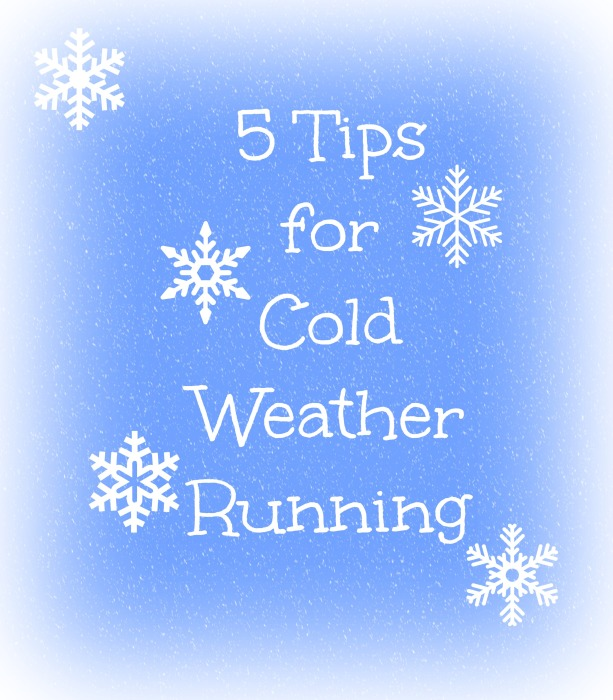 cold weather running tips